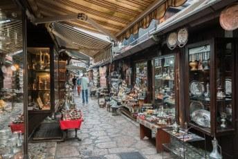 Hagan wilde de bazaar natuurlijk ook even zien, en zowaar kende ik dit straatje nog niet.