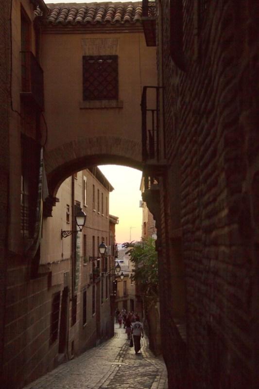Toledo Calle del Angel 04
