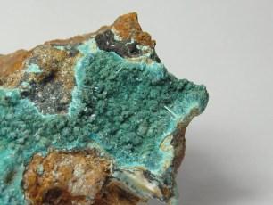 Mineral: Auricalcita