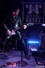 Boss Hog @ Rock & Roll Hotel in Washington DC on April 7th 2017