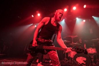 Meshuggah + Code Orange @ The Commodore Ballroom - January 23rd 2018