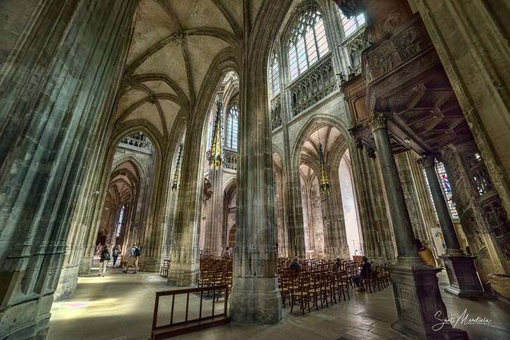 Iglesia de Saint-Maclou – Rouen | Esta iglesia es considerad… | Flickr