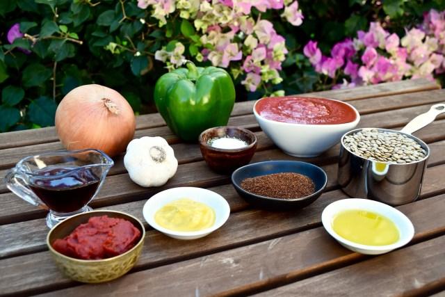 delicious healthy ingredients