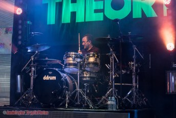 Theory of a Deadman @ The Commodore Ballroom - February 26th 2018