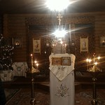 2018 01 07. Nativity - Night Liturgy in the Kazan temple (Kyiv, Ukraine)