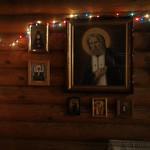 2018 01 07 Christmas. Serafim of Sarov and other icons