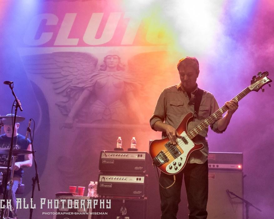 Clutch - Express Live Columbus, OH - NYE 2017