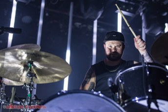 Ben Thatcher of Royal Blood