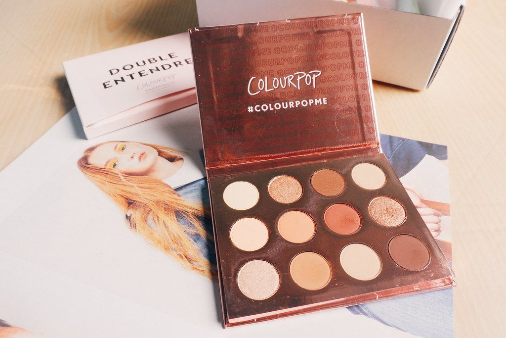 Colourpop Haul + Free Shipping to the Philippines