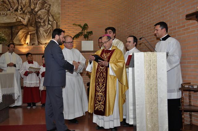 Misa Aniversario Mons. Luigi Giussani