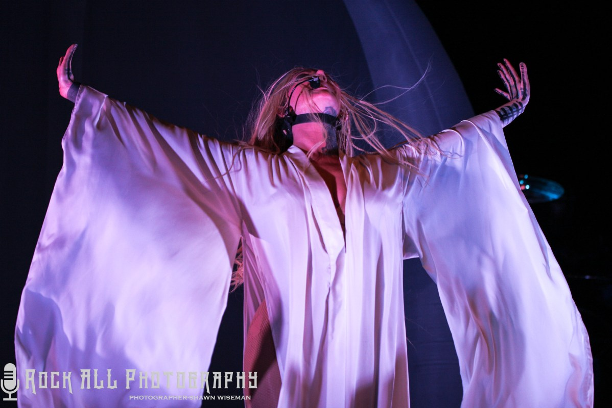 In This Moment - Express Live - Columbus, Ohio - Feb 2, 2018