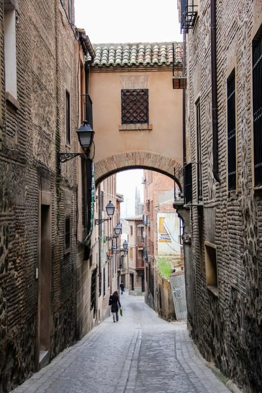 Toledo Calle del Angel 01