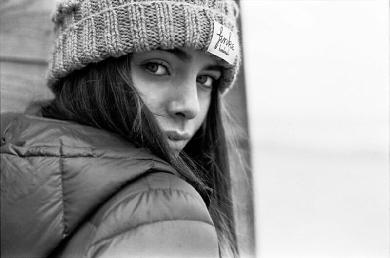 Leica M3 Film Portrait
