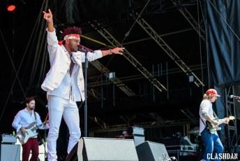 Con Brio @ Shaky Knees Music Festival, Atlanta GA 2017