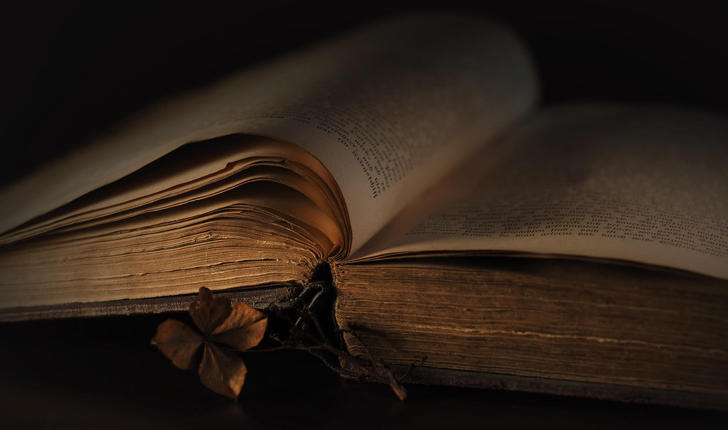the aged book