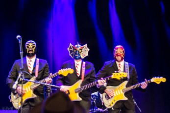Nick Lowe's Quality Holiday Review feat. Los Straitjackets @ Vogue Theatre - December 19th 2015