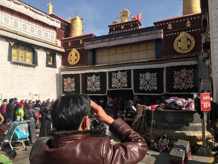 Jokhang Temple Monastery