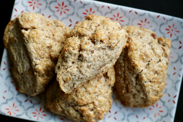 Maple Walnut Scones - 19
