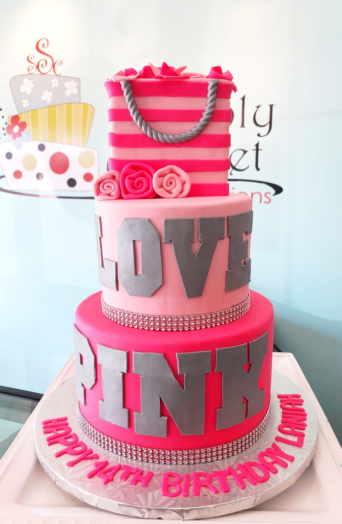 Victoria Secret Cake Simply Sweet Creations Flickr