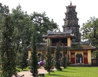 Thien Mu Pagoda, Hue