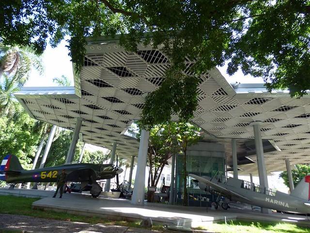 museo revolucion patio