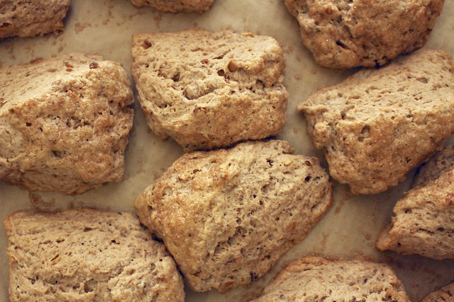 Maple Walnut Scones - 13