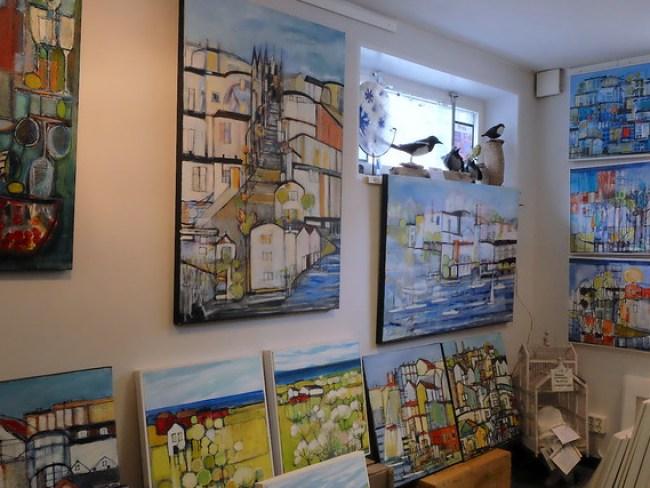 Ewa Brodd på My Art Factory