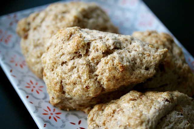 Maple Walnut Scones - 15