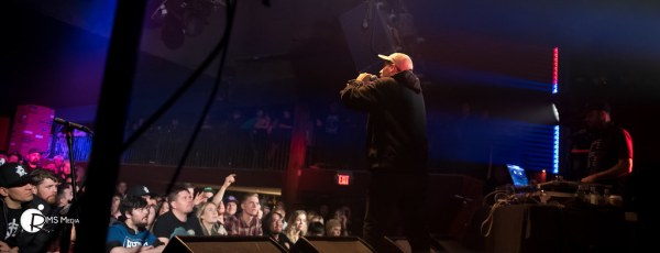 Evidence at Capital Ballroom – Mar 6th 2018