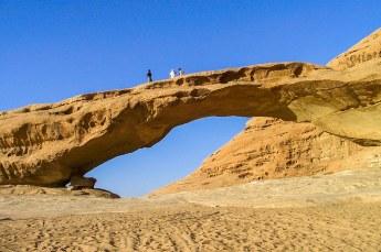 Dit is de beroemdste, de Rock Bridge of Kharaz.