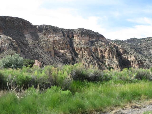 Kershaw–Ryan State Park Near Caliente, Nevada