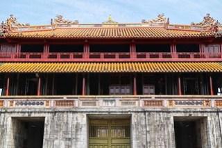 Meridian Gate, Imperial City, Hue