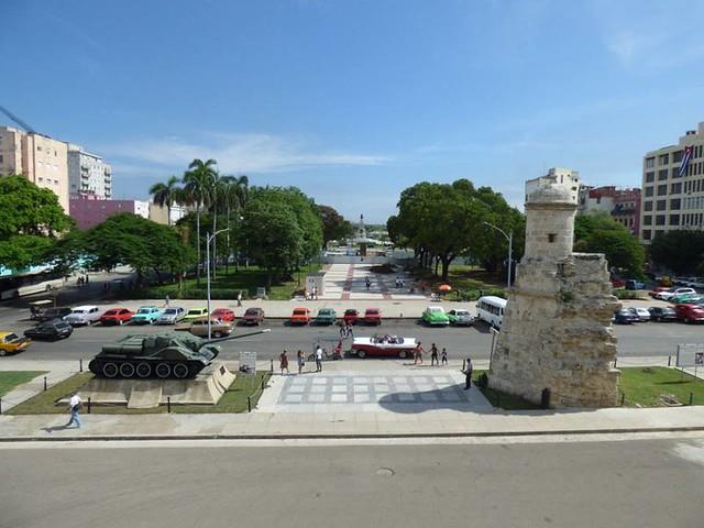 Museo de la revolución - La Habana