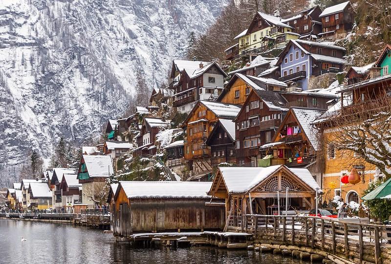 Charming Village