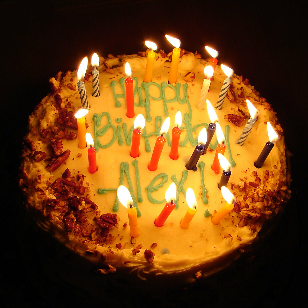 Happy Birthday Alex Punk Ass Kid S Birthday Was Sunday Flickr
