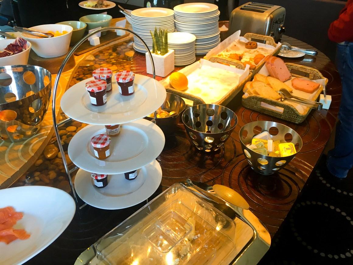 首爾廣場酒店傲途格精選 自助早餐