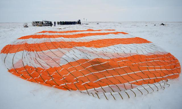 Expedition 57 Soyuz MS-09 Landing (NHQ201812200007)