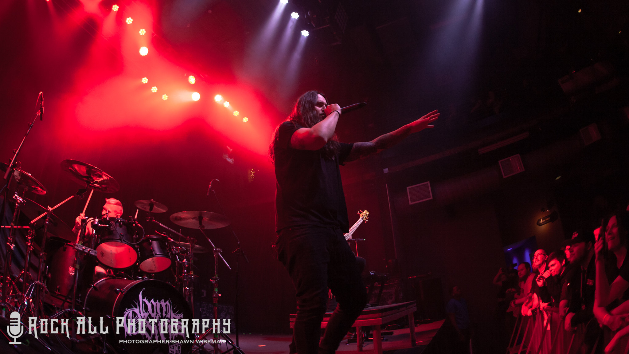 Born of Osiris - Louisville, KY - 11/30/2018