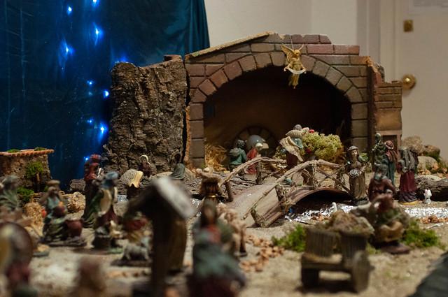 Merienda  Navidad Catequesis