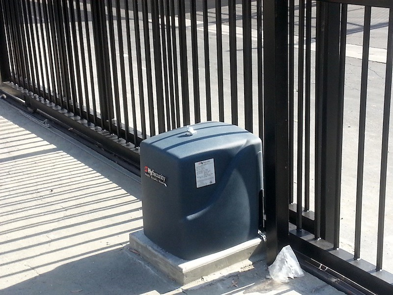 Commercial Gate Bel Air - Parking Lot Gates Los Angeles - Security