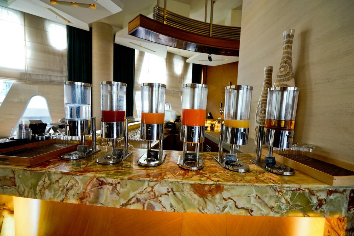 首爾時代廣場萬怡酒店 MoMo Cafe 餐廳自助早餐