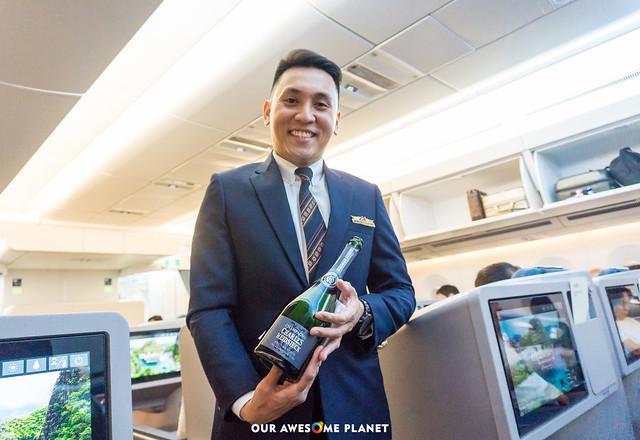 Manila to New York @FlyPAL