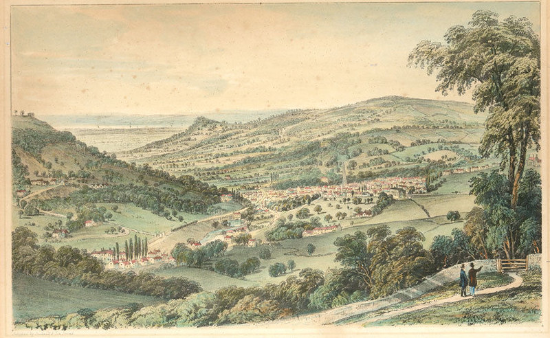 A View of Stroud