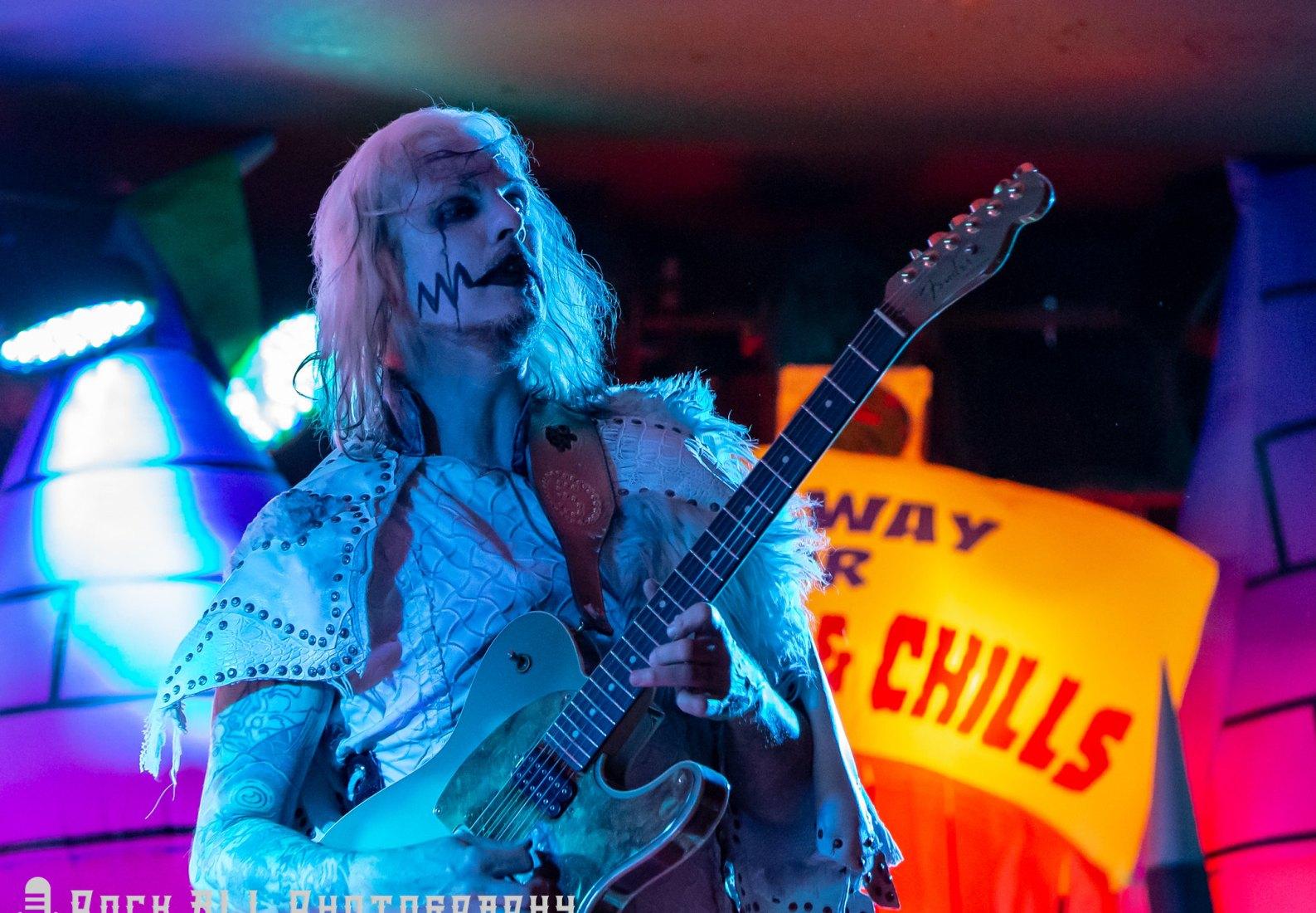 John 5 - Halloween 2018 - Blue Note Harrison, OH