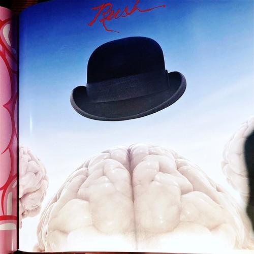 Rush - Hempisheres box