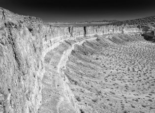 Elegante Crater (one of many craters in Pinacate)