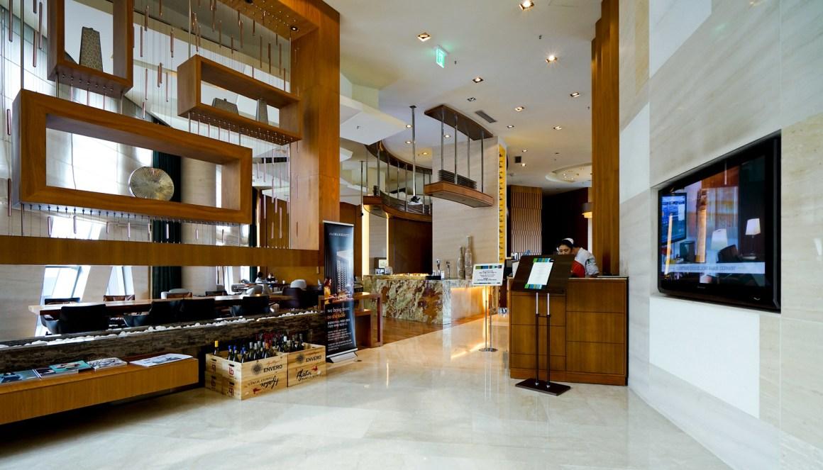 首爾時代廣場萬怡酒店 早餐