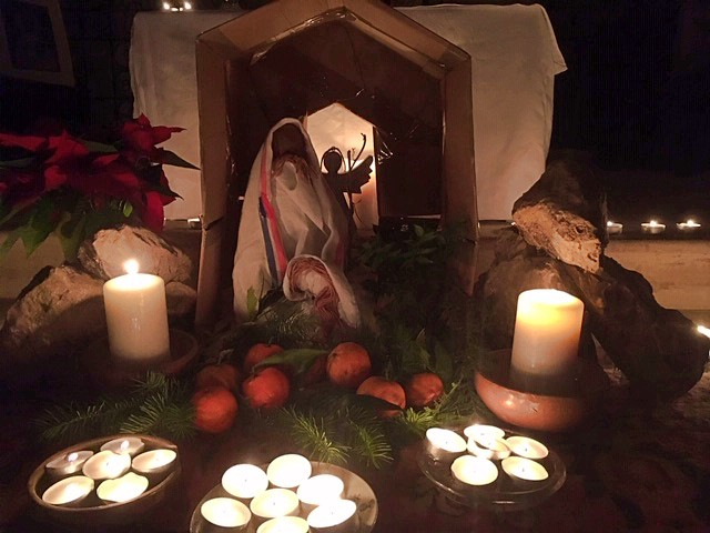 Christmas 2018 at Bonnevaux