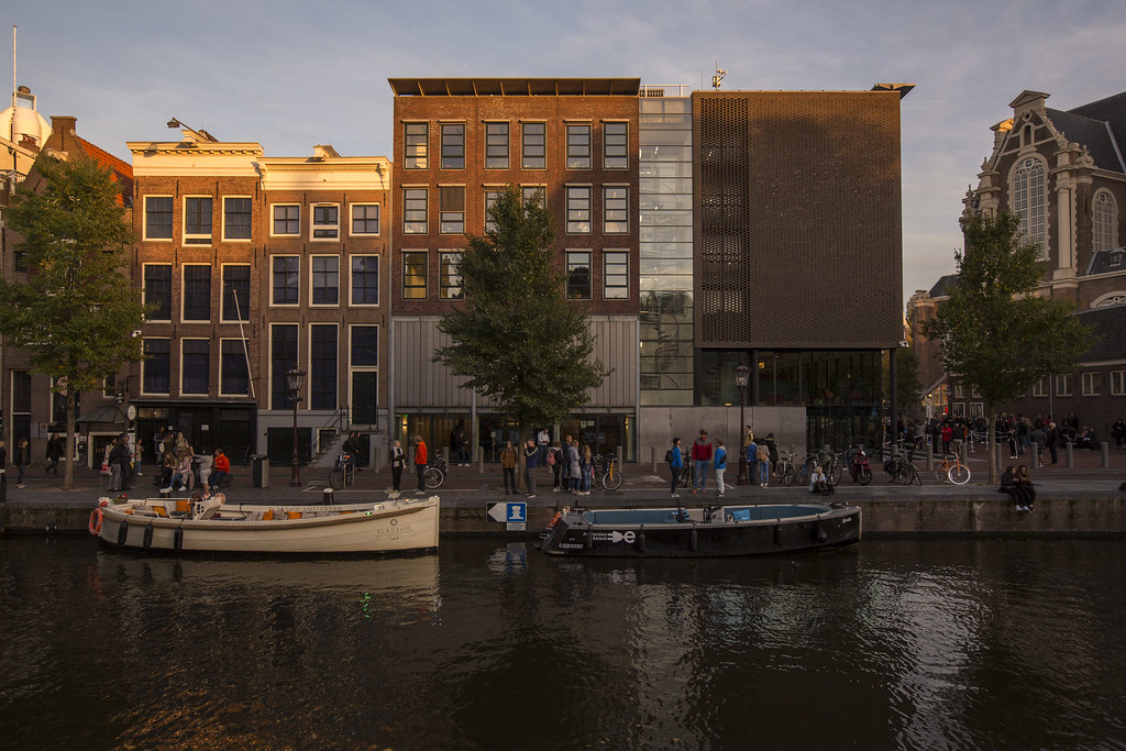 Anne Frank House, Prinsengracht 263-267