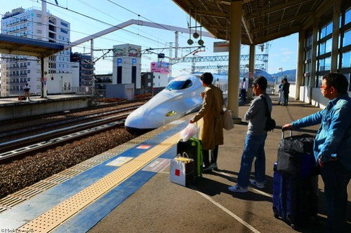 Japan: Shin-Osaka Station